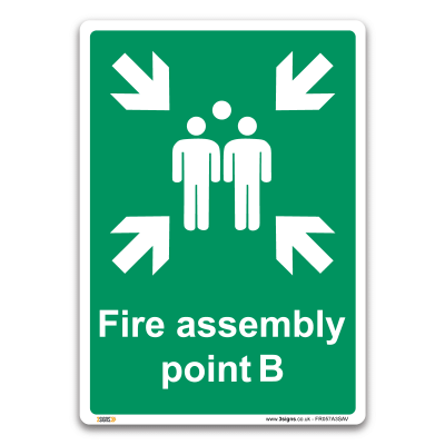 Fire assembly point B